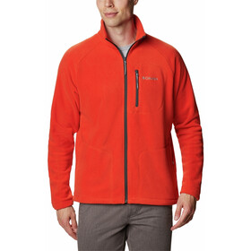 Columbia Fast Trek II Giacca in pile con zip intera Uomo, bonfire/shark